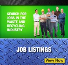 waste industry careers