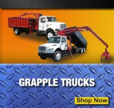 grapple trucks