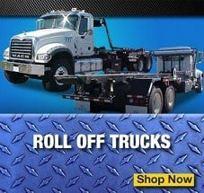 roll off trucks for sale
