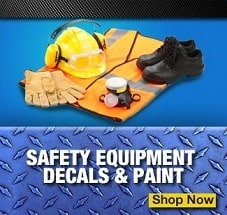 safety equipment for sale