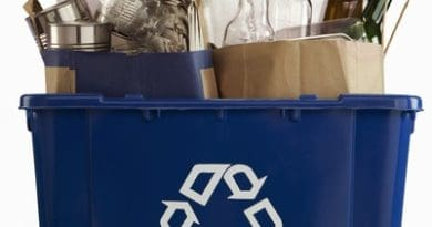Recycling Centers Shut Down