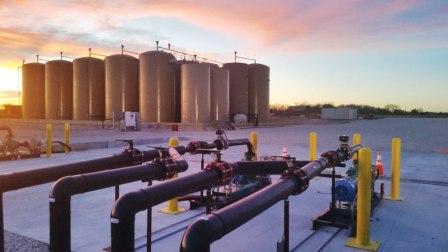 Oilfield Waste Disposal Alternatives - Waste Advantage Magazine