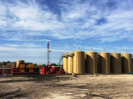 Oilfield Waste Disposal