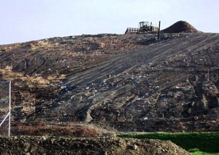 Massachusetts landfills