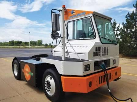 Electric Waste Transfer Vehicles