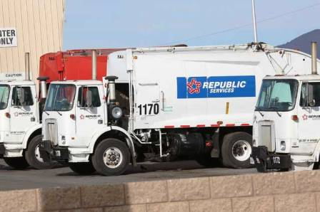 Nevada Trash Legislation