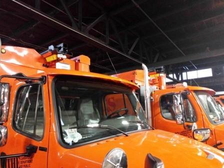 Cambridge smart truck
