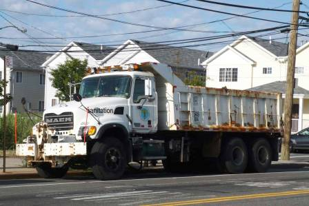 Charged for Trash Collection Services