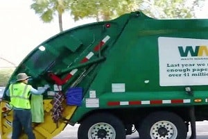 Garbage Truck Drivers Help Keep Communities Safe
