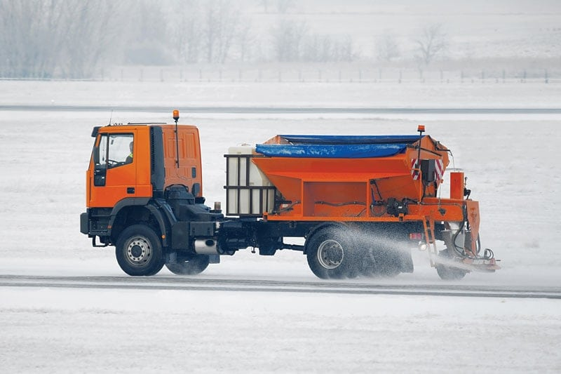 Minimize Winter Fleet Corrosion