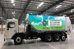 Electric Refuse Truck