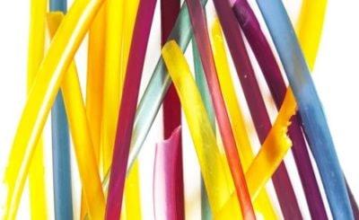 edible straw