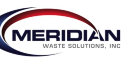 Meridian Waste Solutions Executes Agreement to Sell its Solid Waste Management Assets