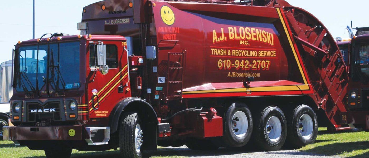 A.J. Blosenski, Inc.: A Strong Foundation