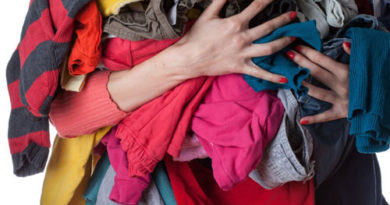Why Clothes Should be Recycled Too