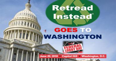 RetreadInstead® Headed to Capitol Hill