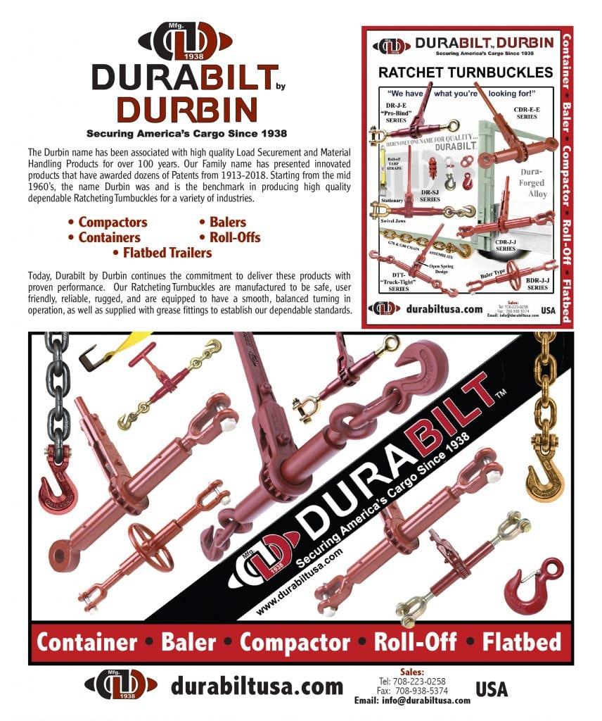 Durabilt Waste Advantage full page 9×10.875 v2
