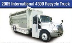 Recycling Trucks and Equipment