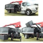 Pac-Mac Refuse & Recycling Side Arm Hopper